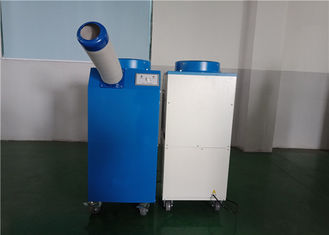 Energy Saving Industrial Portable Air Conditioner / Temporary Coolers Eco Friendly